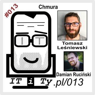 ITiTy#013 Chmura - Tomasz Leśniewski