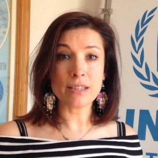 Intervista a Carlotta Sami | Unhcr lascia il campo di Moria | 24 Marzo '16