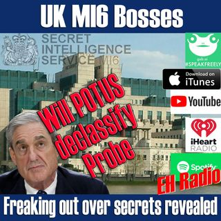 Morning moment UK MI6 Bosses freaking out Dec 5 2018