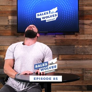 Sales Wolves Podcast Ep. 85 | Vlogging in Business