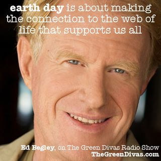 Ed Begley Jr. ~ Earth Day in Hollywood