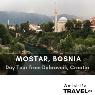 A Bosnia Day Tour Experience from Dubrovnik Croatia