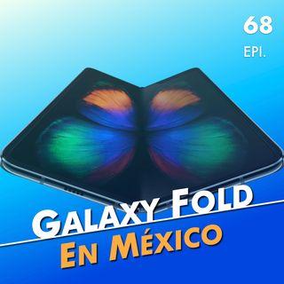 ¿Qué esperar del Galaxy Fold en México?