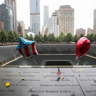 """""""Now 18 Years And Still Must Not Forget"""" (Leftover September 11 2017)"""