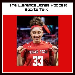 TCJ Podcast 282 Sandia HS Senior Guard / Lady Drive Nation / Texas Tech Commit VIANE CUMBER Interview