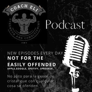 Antes que nada, El BBL no te elevara el AUTOESTIMA || Eli Arevalo Podcast