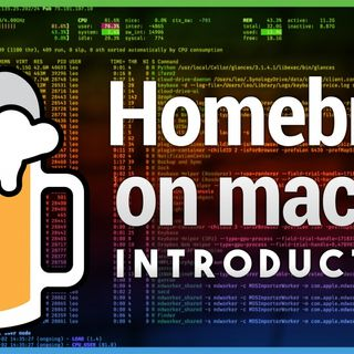 HOM 8: Homebrew: macOS Package Manager