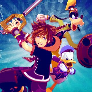 Liquid Gamer Podcast - Kingdom Hearts
