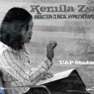 ep 13  Kemila Zsange   Abduction Hypnotherapist