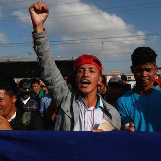 El reto de la migración de centroamericanos