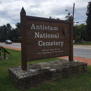 Susan Trail Superintendent of Antietam National Battlefield