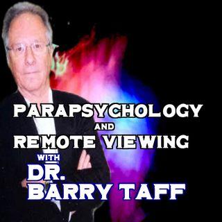Dr. Barry Taff  Parapsychologist