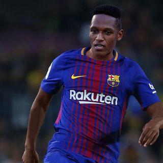 Histórico: la primera vez que un colombiano juega con el Barcelona