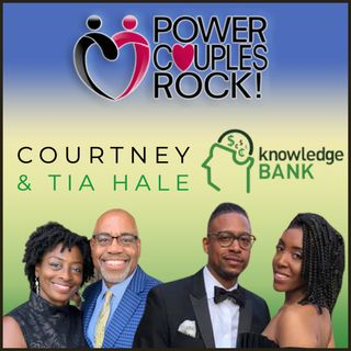 Courtney & Tia Hale:  Chief Hope Dealers of knowledgeBANK