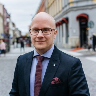 Kenneth Handberg om sin syn på Vivalla i framtiden