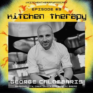 Kitchen Therapy: The George Calombaris Files