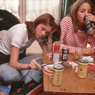 Consumo del alcohol en chicos de 17 años