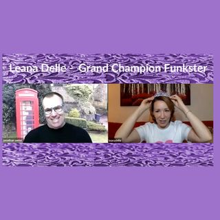 FunkQuest - Season one - Champion Leana Delle Victory episode