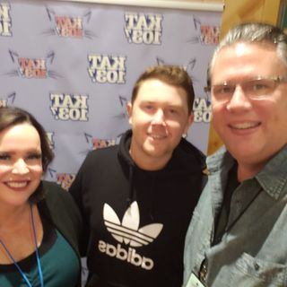 CMA Interview-Scotty McCreery