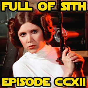 Episode CCXII: Remembering Carrie Fisher