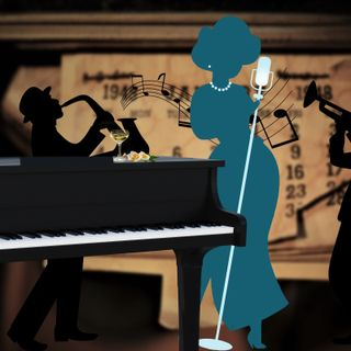The Entertainer by Scott Joplin Performed by the Tale Teller Club Baby Jazz Classes