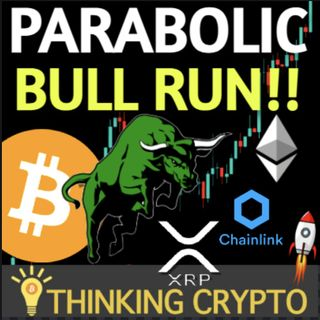 BITCOIN Goes Parabolic, Hits $55K & $1 Trillion Market Cap.... $65K Next Target?