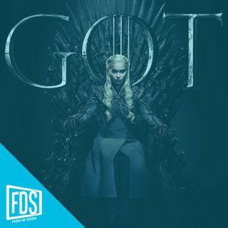 FDS ¿Dónde están mis dragones?: Daenerys Targaryen (ep.7)