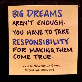 Responsible Dreaming : BYS 335