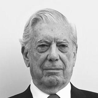Un visitante, Mario Vargas Llosa