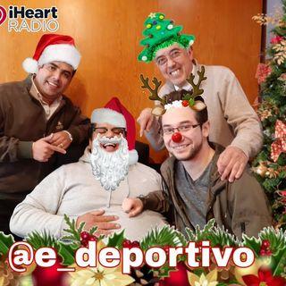 Escribiéndole la cartita a Santa en Espacio Deportivo de la Tarde 17 de Diciembre 2019