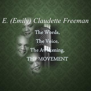 WRITE WORD AWAKENED MOVEMENT
