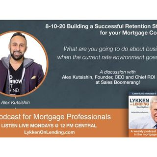8-10-20 Building a Successful Retention Strategy for your Mortgage Company