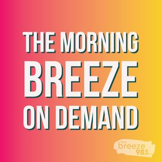 Wednesday Morning Breeze: Sober bars, fashion faux pas and what you do while you listen to the Breeze!
