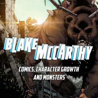 Blake McCarthy on life, family, and personal growth through storytelling