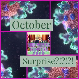 October Surprise?!?!?! Was that it???