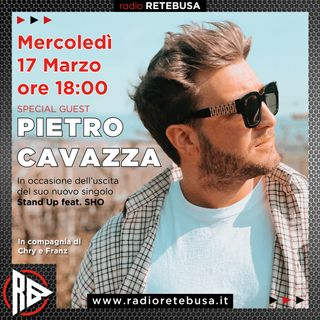 Pietro Cavazza Special Guest