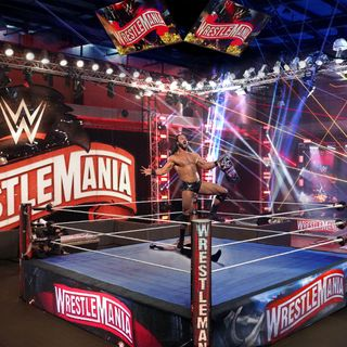 The Botched jackhammer Wrestling Podcast: Wrestlemaina 36 Review