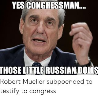 Mueller has agreed to testify before the House judiciary and intelligence committee, do really think he had anything important to say?
