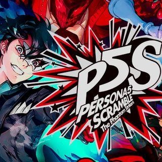 Code Shifter, Persona 5 Scramble, Activision Remasters - Video Games 2 the MAX #212