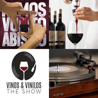 VINOS & VINILOS THE SHOW 10/1/2020