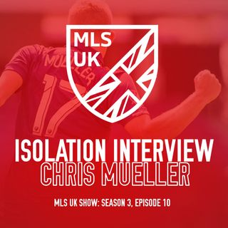 S3 Episode 10: Isolation Interview: Chris Mueller