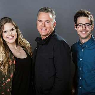 Andy Grammer In Studio With Valentine In The Morning