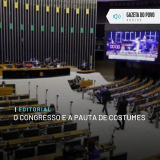 Editorial: O Congresso e a pauta de costumes