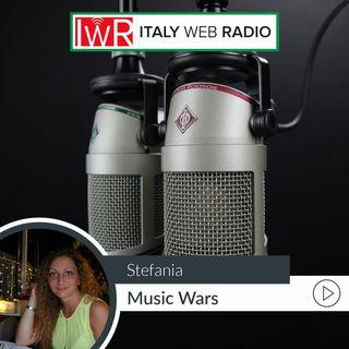MUSIC WARS con Stefania Sebastiano