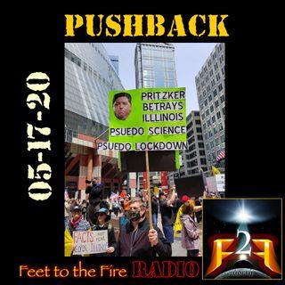 F2F Radio - Americans Pushback!
