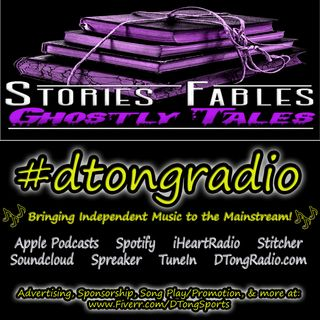 #MusicMonday on #dtongradio - Powered by StoriesFablesGhost.wixsite.com