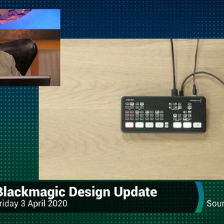 News 352: Blackmagic ATEM Mini Pro Announcement