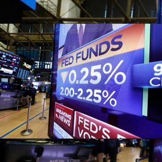Reserva Federal recortó tasa por primera vez desde 2008