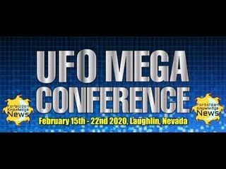 2020 Laughlin UFO Mega Conference Brien Foerster promo