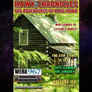 "Episode 112 Hawk Chronicles ""Operation Stingray"""